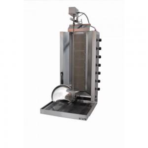 7 Infrarot-Gasbrenner