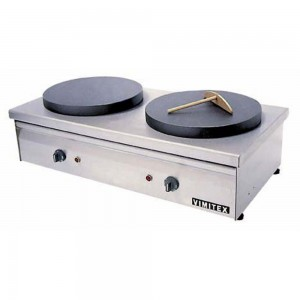 CREPE MACHINE ELECTRIC DOUBLE D.35cm