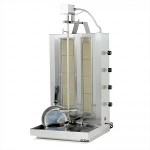 8 Infrarot-Gasbrenner